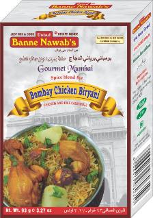 Banne Nawab Bombay Chicken Biriyani
