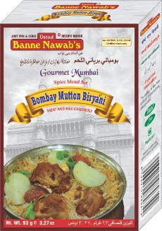Banne Nawab Bombay Mutton Biriyani