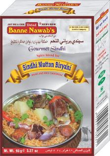 Banne Nawab Sindhi Mutton Biriyani