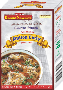 Banne Nawab Mutton Curry