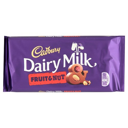 Cadbury Milk Chocolate Bar
