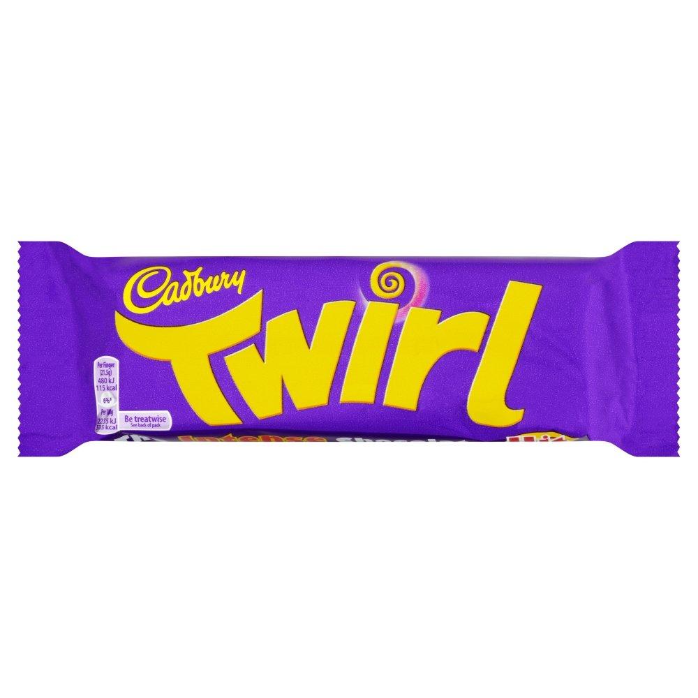 Cadbury Twirl Chocolate Standard