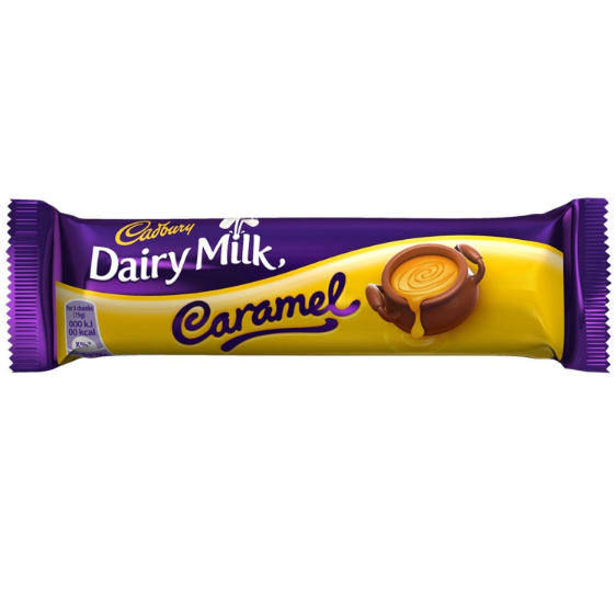 Cadbury Caramel Bar Small