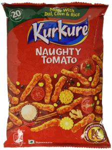 Kurkure Naughty Tomato