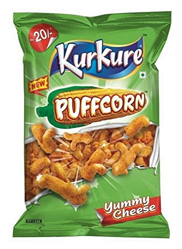 Kurkure Puff Corn Cheese