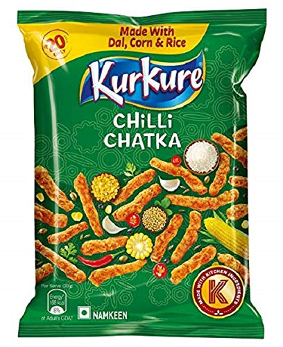Kurkure Red Chilli Chatka