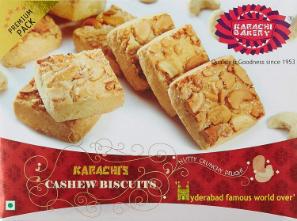 Karachi Cashew Biscuit