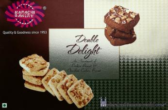 Karachi Cashew + Choco Cashew (Double Delight)