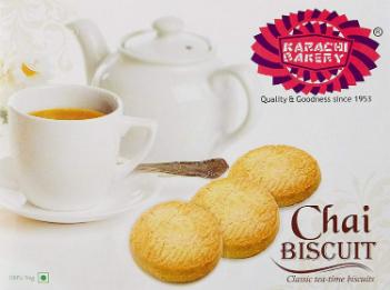 Karachi Chai Biscuit