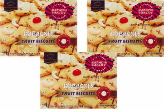 Karachi Fruit Biscuit