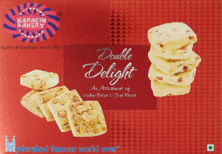 Karachi Fruit + Cashew (Double Delight)