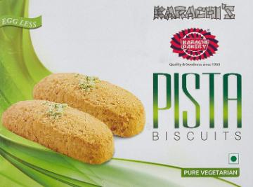 Karachi Green Pista Biscuit