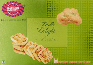 Karachi Green Pista + Cashew (Double Delight)