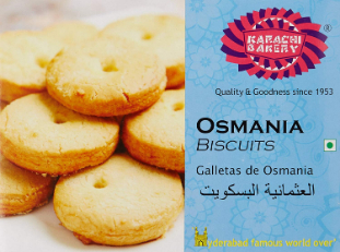 Karachi Osmania Biscuit