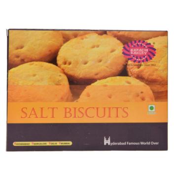 Karachi Salty Cookies