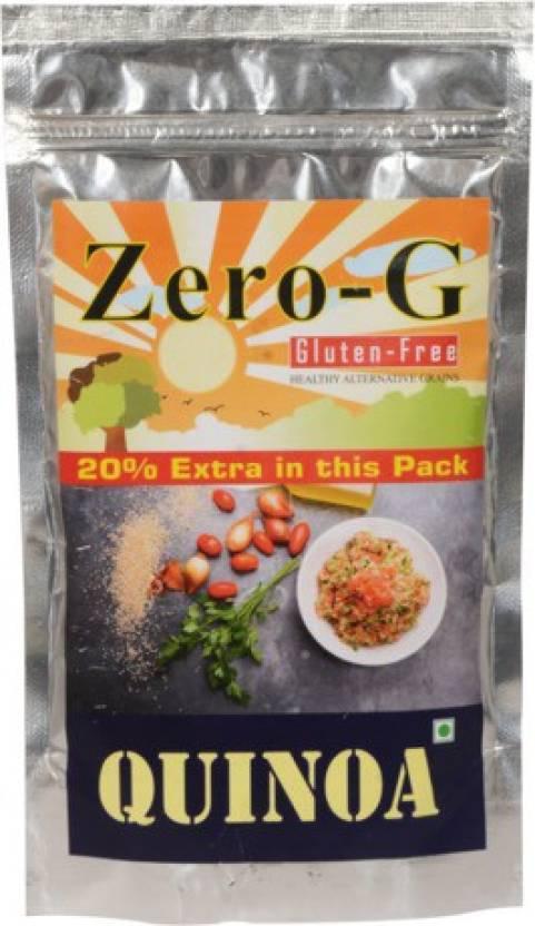 Zero-G Quinoa