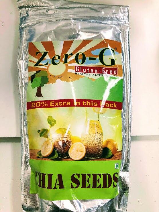 Zero-G Chia Seeds