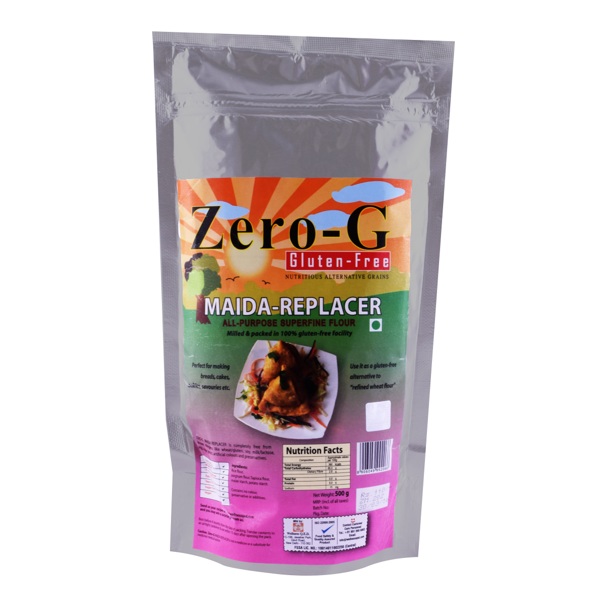Zero-G Maida-Replacer